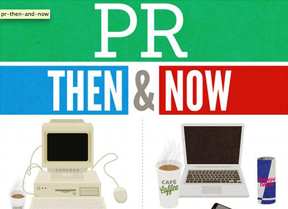 """Cambios en """"PR"""" ¡Irreconocible!"""