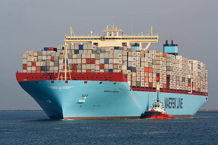 Resultado de imagen para Maersk