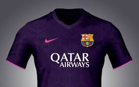 uniforme del Barcelona nuevas