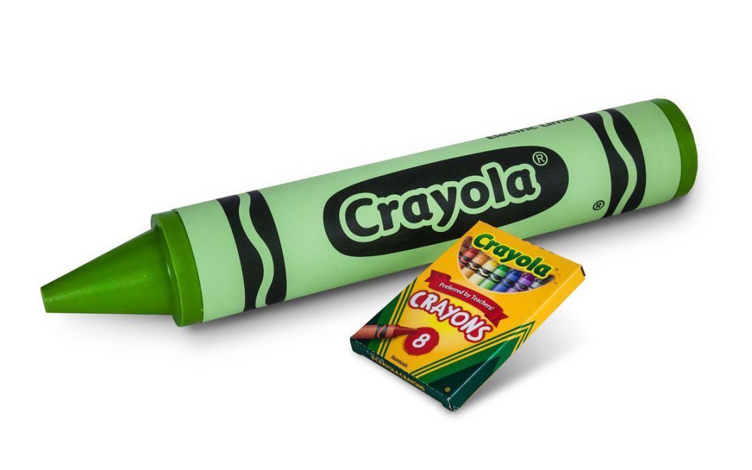 Enfoque y Crayola: ¿Está desarrollando su negocio?