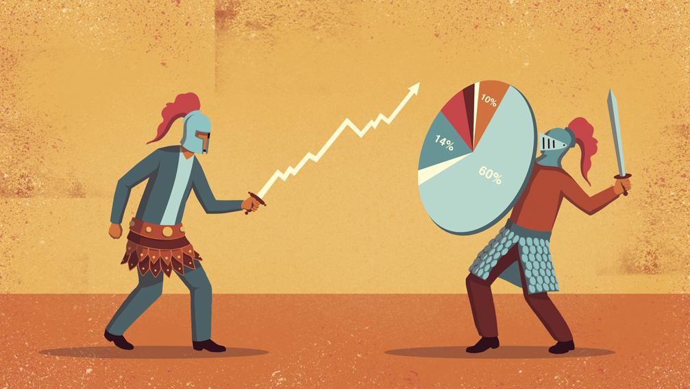 La primera investigación de mercado, Insights